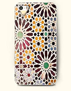 OOFIT Apple iPhone 5 5S Case Moroccan Pattern ( Beautiful Moroccan Tile Pattern )