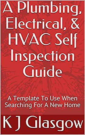 amazon com a plumbing electrical hvac self inspection guide a