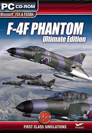 Phantom (PC CD): F-4f Phantom: Amazon co uk: PC & Video Games