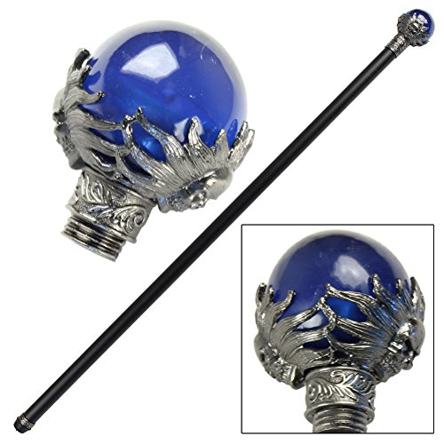 Spectre of Death Protection Orb Walking Cane