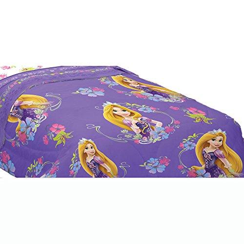 Disney Tangled Twin Comforter Rapunzel Princess Style Beddin