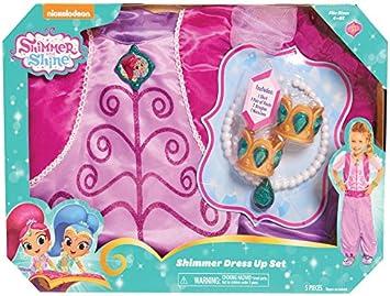 Disfraz de Shimmer, Color Morado, 4 a 6 años, de Shimmer & Shine ...