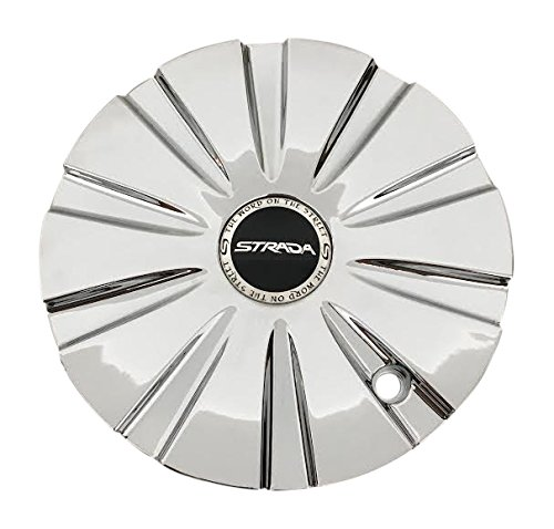 Strada Venti PD-CAPSX-S10-N Chrome Wheel Center Cap Strada Wheels