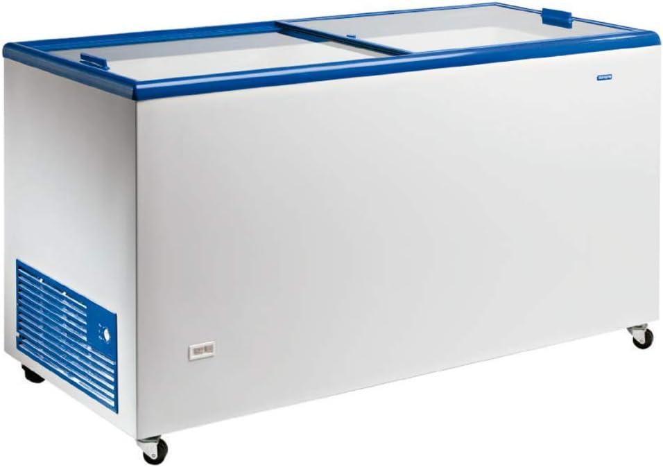 Arcon congelador puerta cristal 305 litros - Maquinaria Bar Hostelería: Amazon.es: Hogar