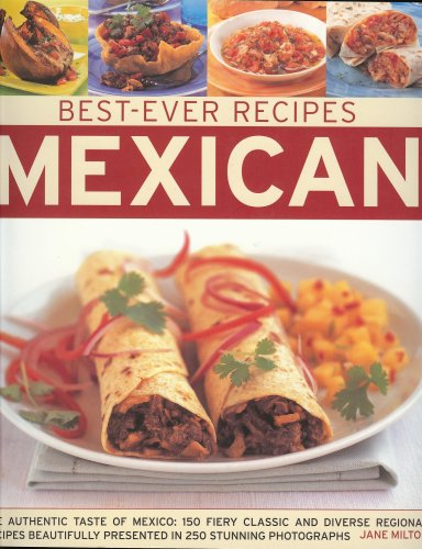 BestEver Recipes  Mexican Food IMPORT