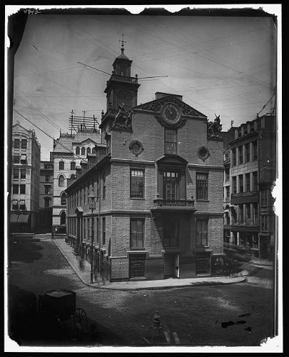 Photo: Old State House,capitols,government - In Shopping Boston Street Best