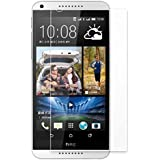 Optionz Premium Tempered Glass Screen Protector for HTC Desire 816