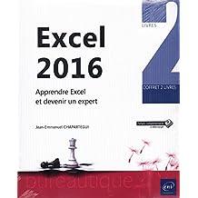 Excel 2016 : Apprendre Excel et devenir un expert