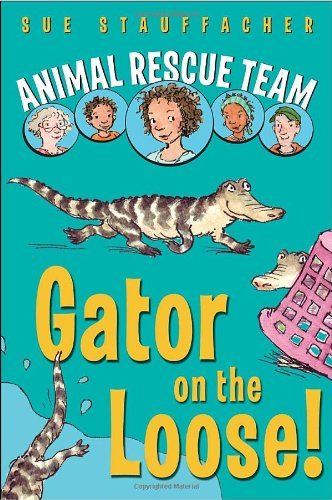 Download Animal Rescue Team: Gator on the Loose! PDF
