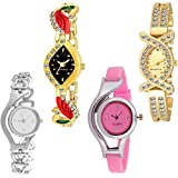 Swadesi Stuff Quartz Movement Analogue Multicolour Dial Women's Watch