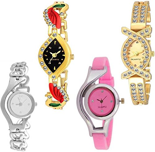 730bdec4d Buy Swadesi Stuff Quartz Movement Analogue Multicolour Dial Women's Watch  Online at Low Prices in India - Amazon.in
