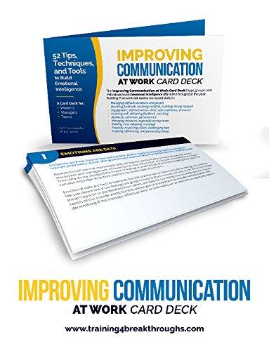Improving Communication Work Techniques Intelligence product image