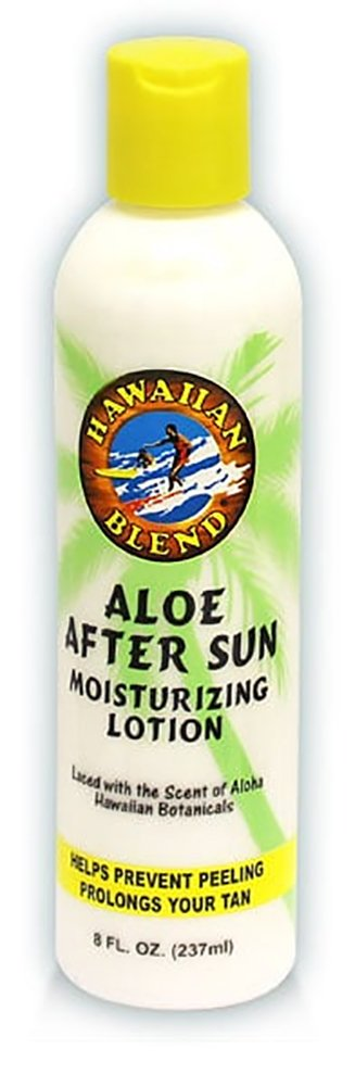 Hawaiian Blend Aloe After Sun Lotion 8 Pack 8 Oz. Each