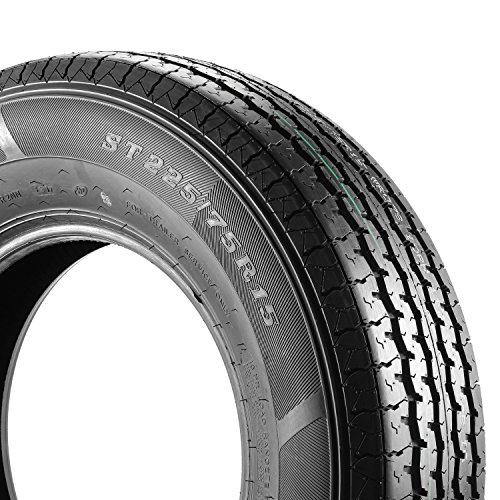 Set of 4 ST225/75R15 MaxAuto Radial Trailer Tires, ST225/75R-15 22575R15 10Ply by MaxAuto (Image #3)