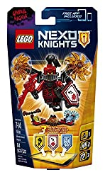 LEGO Nexo Knights 70338 Ultimate General Magmar Building Kit (64 Piece)