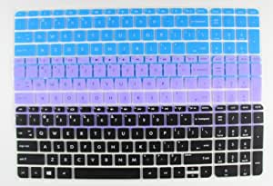 3-Pack Ultra Thin Soft Silicone Keyboard Protector Skin ...