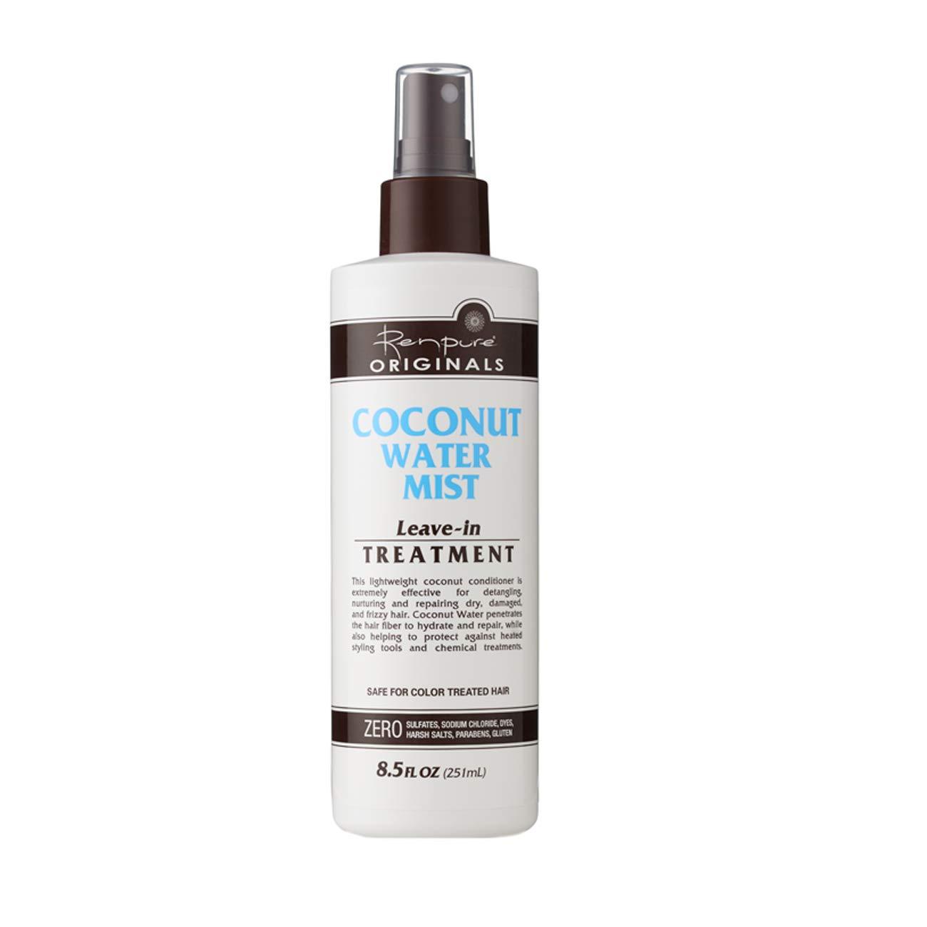 Amazon.com: Renpure Coconut and Argan Dry Shampoo, 5.75