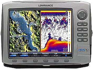Lowrance HDS-8 - GPS Marino con Plotter y fatómetro: Amazon.es: Deportes y aire libre