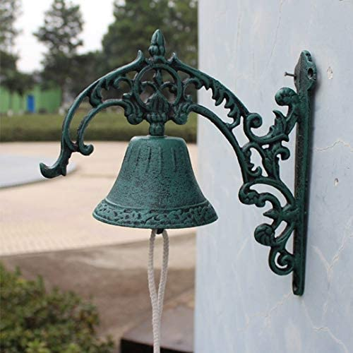 show original title Details about  /Upstreet OUTDOOR DINNER BELL produced for Ranch House Family Door Ext