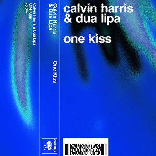 Album Art for One Kiss by Calvin / Lipa, Dua Harris