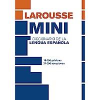 Diccionario Mini Lengua Española (LAROUSSE - Lengua Española - Diccionarios Generales)