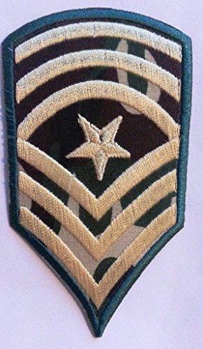 Militär Aufnäher Patches military Aufnäher für Jacken Jeans Kleidung Bügelbilder Flicken Stoff Patch Kleider Aufnäher Patches Aufbügler zum Aufbügeln