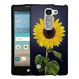LG Logos Case, Snap On Cover by Trek Sunflower Portrait Case