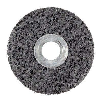 3M (CS-UW) Clean and Strip Unitized Wheel, 6 in x 1/2 in x 1/2 in 7S XCS [You are purchasing the Min order quantity which is 4 Wheels] by 3M