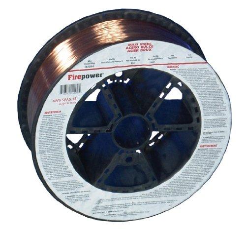 UPC 716352144087, Thermadyne Firepower 1440-0222 33-Pound 035-70S-33 Firepower Welding Wire
