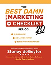 The Best Damn Web Marketing Checklist Period! 2.0