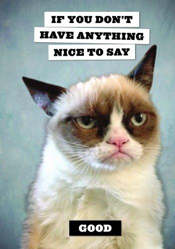 Grumpy Cat Flexi Journal ()