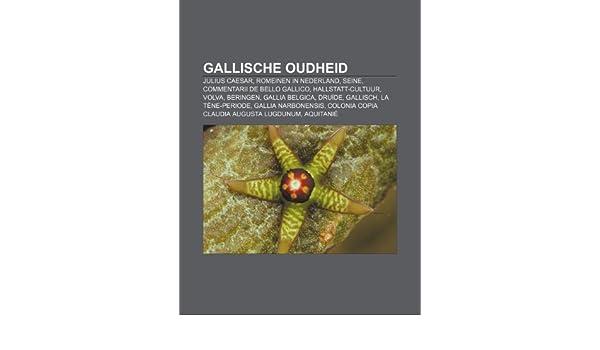 ... Seine, Commentarii de bello Gallico, Hallstatt-cultuur, Volva, Beringen: Amazon.es: Bron: Wikipedia: Libros en idiomas extranjeros