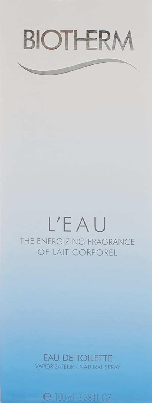 Biotherm LEau Lait Corpore Agua de colonia para mujer con spray: Amazon.es: Belleza