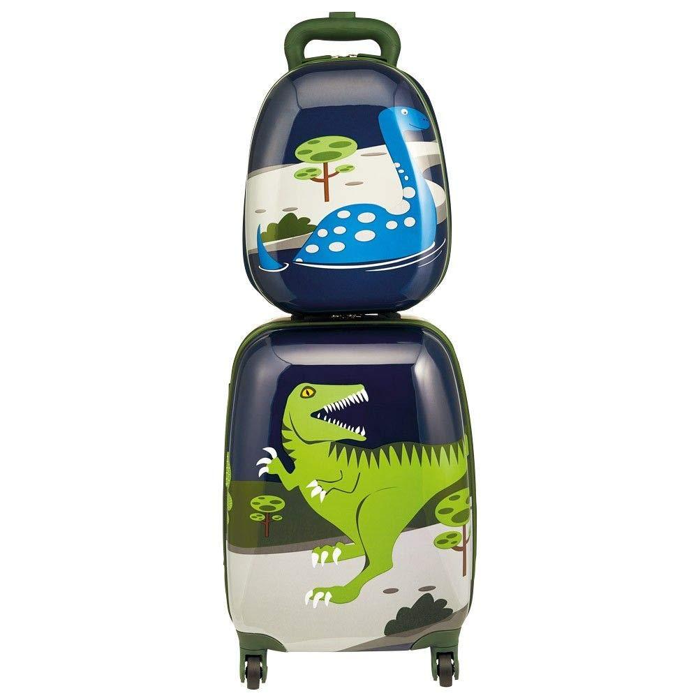 Sac /à roulettes//Valise pour Bagages /à Main//Sac /à Main pour Enfants. Design Dinosaure Valise /à roulettes pour Enfants
