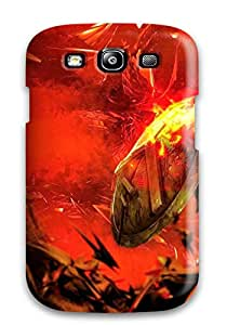 Vicky C. Parker's Shop New Style Galaxy S3 Case Cover - Slim Fit Tpu Protector Shock Absorbent Case (pantheon) 5286719K57875145