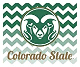 COLORADO STATE RAMS CAR MAGNET-COLORADO STATE RAMS AUTO MAGNET-2 PACK-5'' X 6''-SQUARE-WILL STICK ON ANY METAL SURFACE