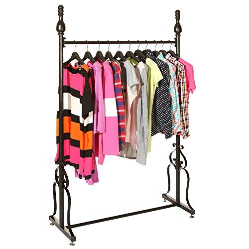 Boutique Clothing Rack Amazon Com