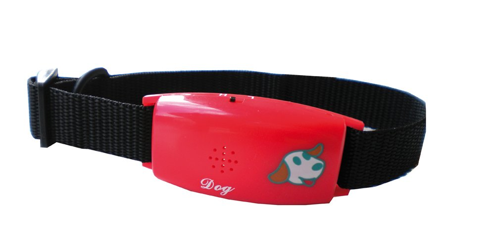 Pet Tag Classic No Bark Collar, Red, Small. by PetTag (Image #2)