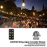 SUNTHIN Max 150W Power Patio Lights Dimmer