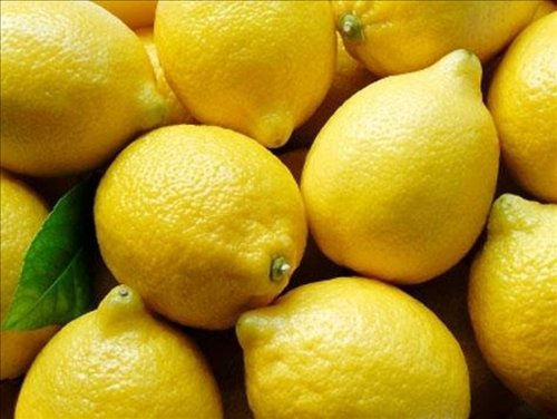 Organic Non-Waxed Lemons, Perfect for Making Limoncello (10-12 lbs)