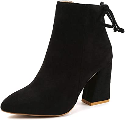 Heel Ankle Boots