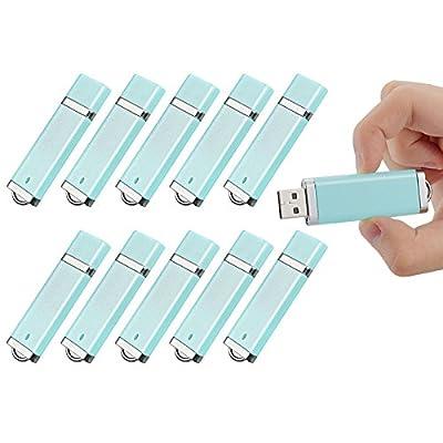 TOPSELL 10PCS USB 2.0 Flash Drive Memory Stick USB Thumb Drives from TOPSELL