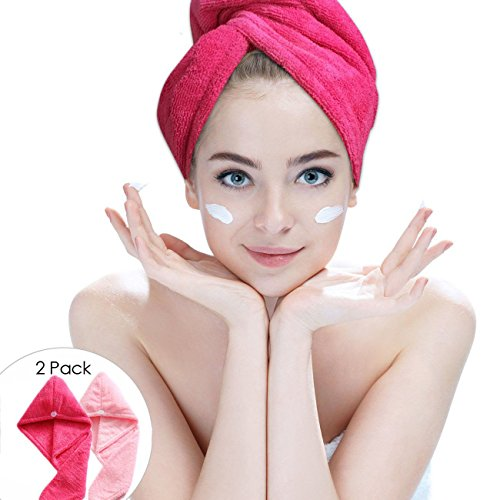 Ultra Absorbent Hair Towel - 6