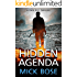 Hidden Agenda : A Dan Roy Thriller: Dan Roy Series Book 2 (The Dan Roy Series)