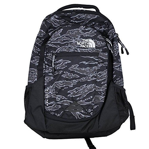 The North Face Pivoter Black Tiger Camo/Grey Unisex Daypack Size OS