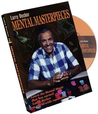Meir Yedid Magic Larry Becker's Mental Masterpieces Volume 2 - DVD