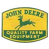 Open Road Brands John Deere Wood Wall Art For Sale