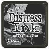 Ranger DMINI-39860  Tim Holtz Distress Ink Pads, Mini, Black Soot