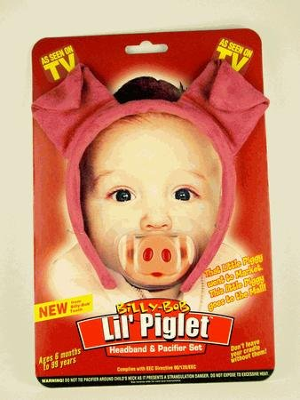 [Loftus International Little Piglet/Headband Combo] (Baby Piglet Costumes)