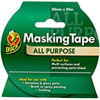Duck All Purpose Masking Tape - 50 mm x 50 m